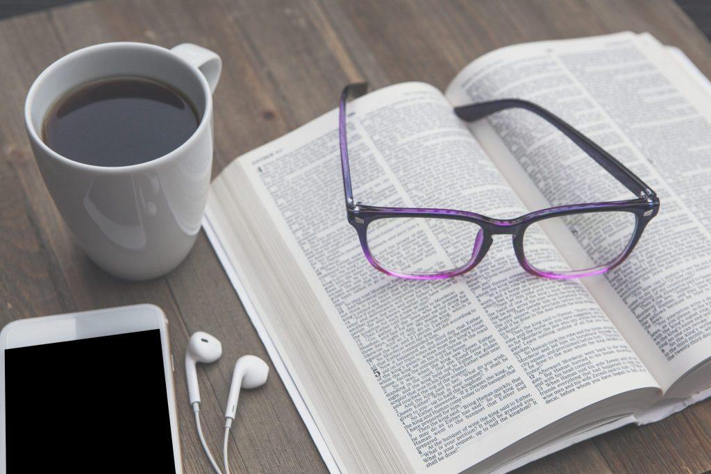 Bible-Coffee-Phone