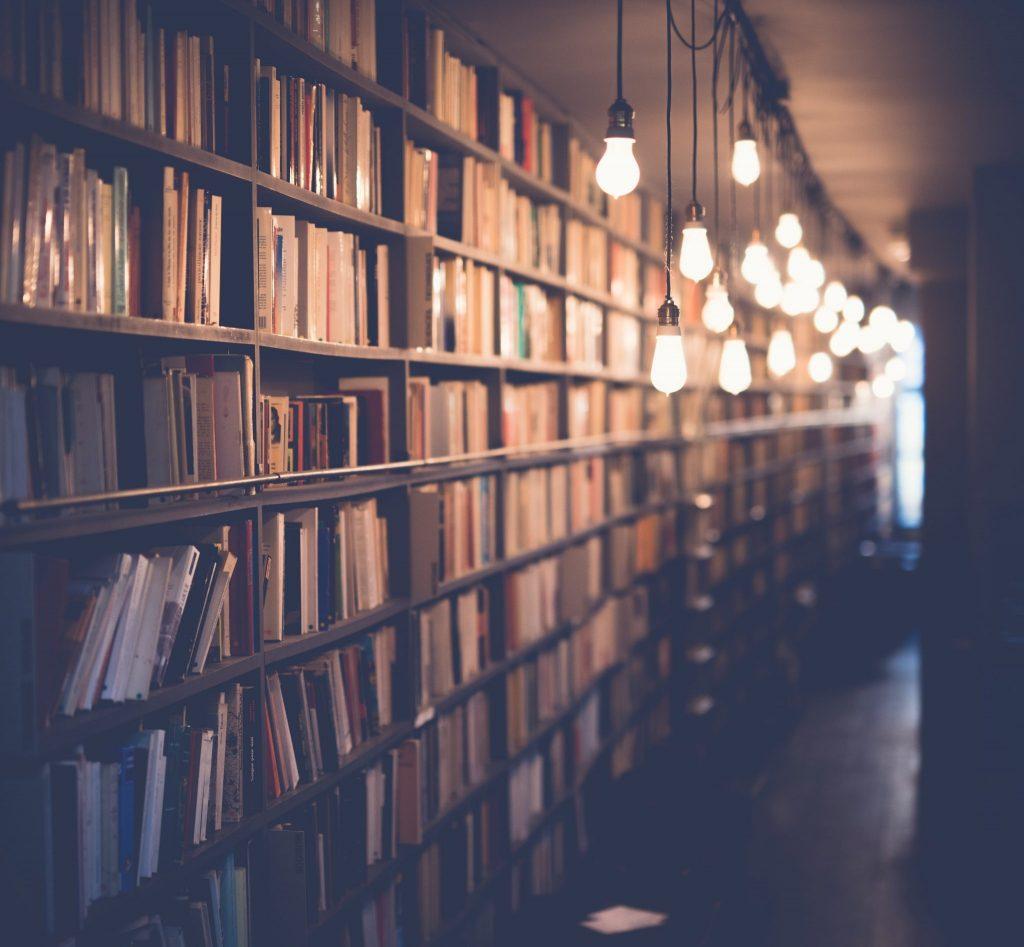 book shelves - documents